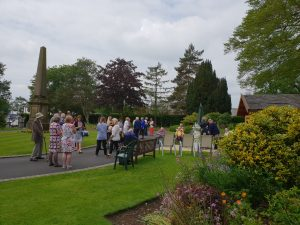 Founders day at Bushell House