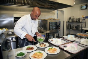 catering and hospitality Bushell House