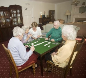 Activities at bushell house